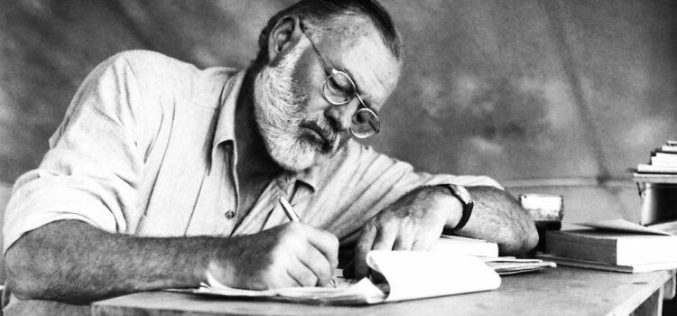 Ернест Хемингвеј – сензибилниот авантурист