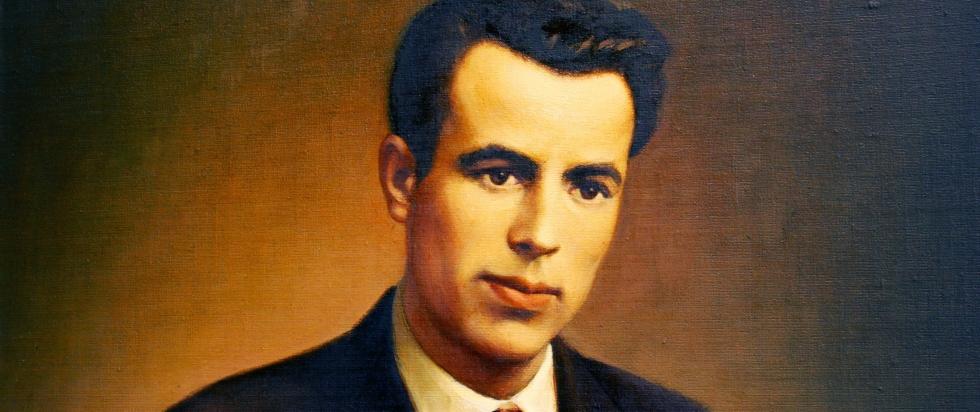 Кочо Рацин – еден од основоположниците на современата македонска книжевност