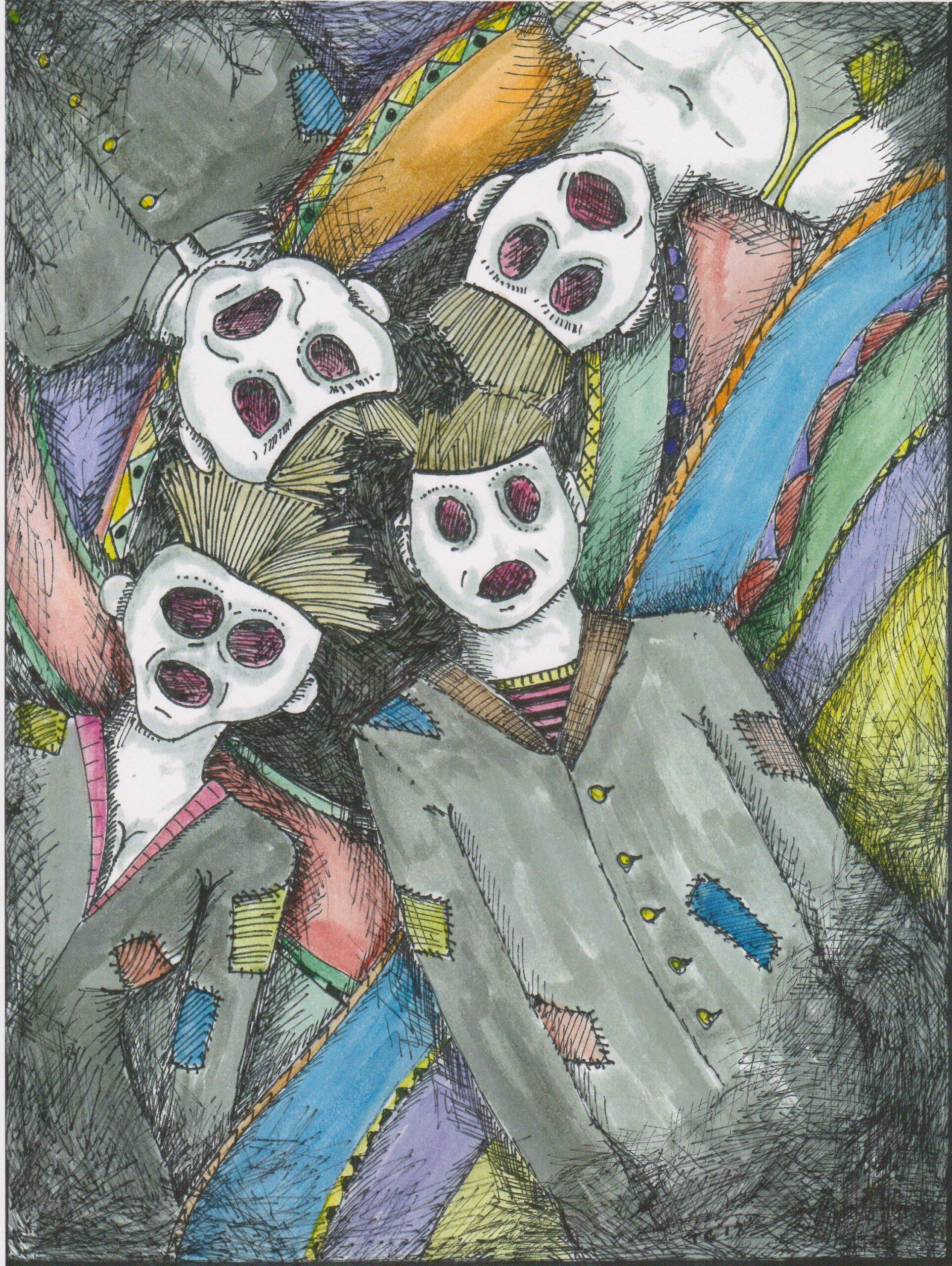 """Видео рецитал на поемата """"Шупливи луѓе"""" од Томас С.Елиот"""