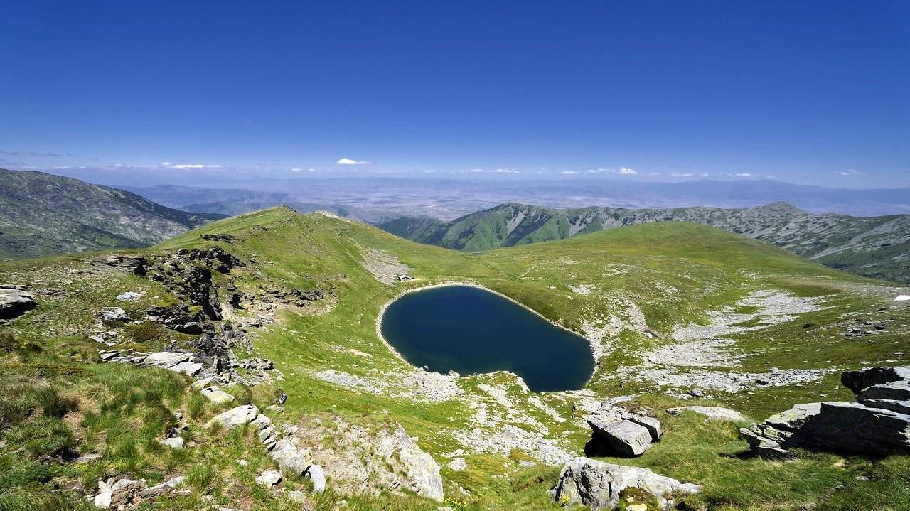 Планини – Ванчо Полазаревски