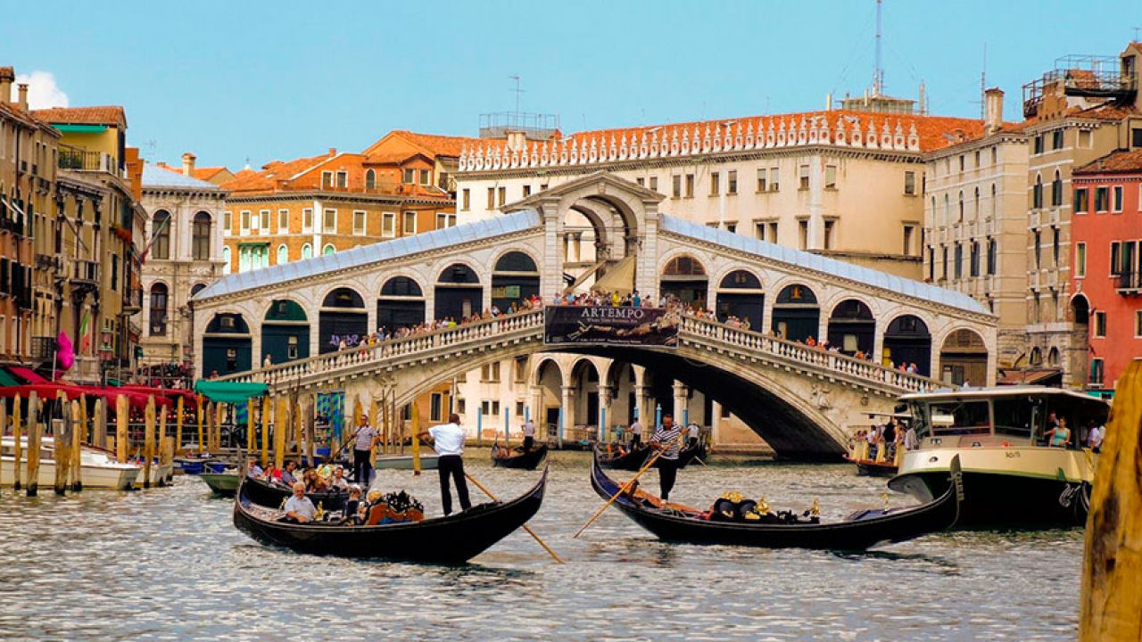 Венеција – Ванчо Полазаревски