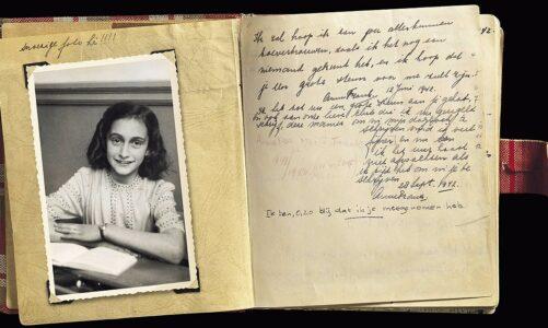 Дневникот на Ана Франк – симболот на хуманоста