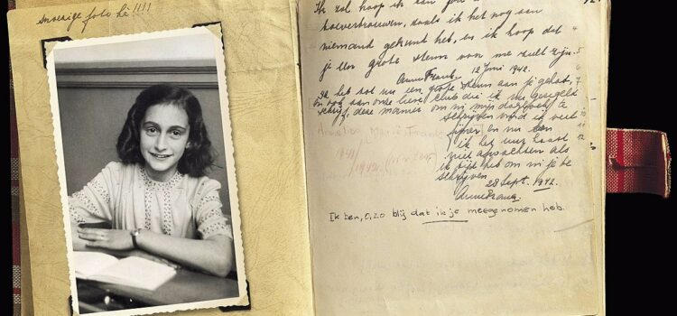 Дневникот на Ана Франк - симболот на хуманоста