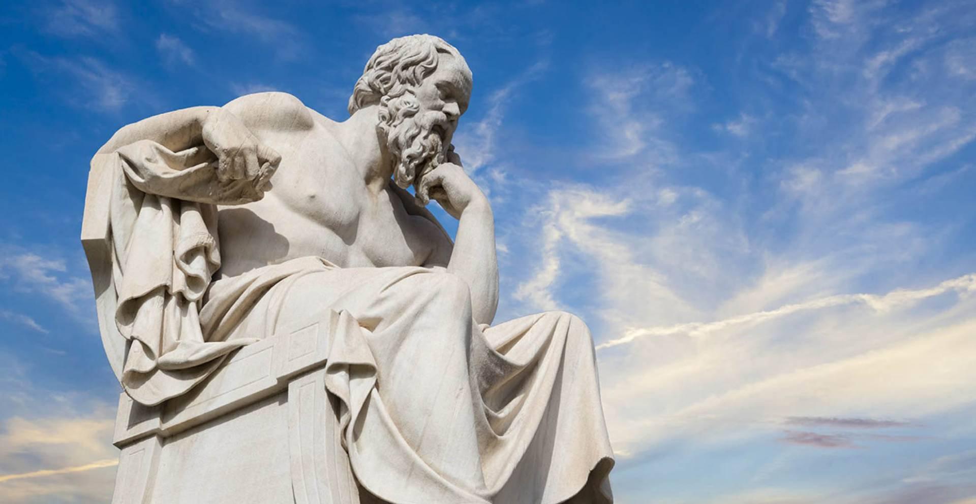 """Мудри мисли преточени во животни лекции од Сократ: """"Тој што ќе се промени себеси ќе го промени и светот"""""""
