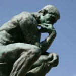 Пол Валери – еден од најголемите мислители на 20 век ја пишува песната Мислител