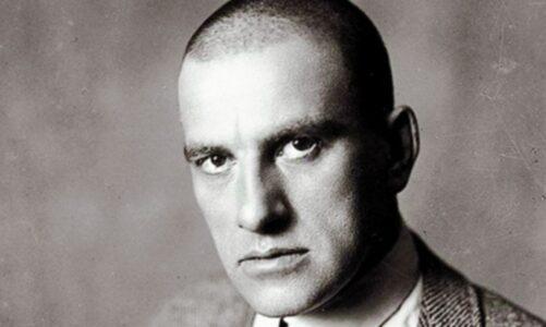 Владимир Мајаковски, еден од најдобрите поети од руската литература
