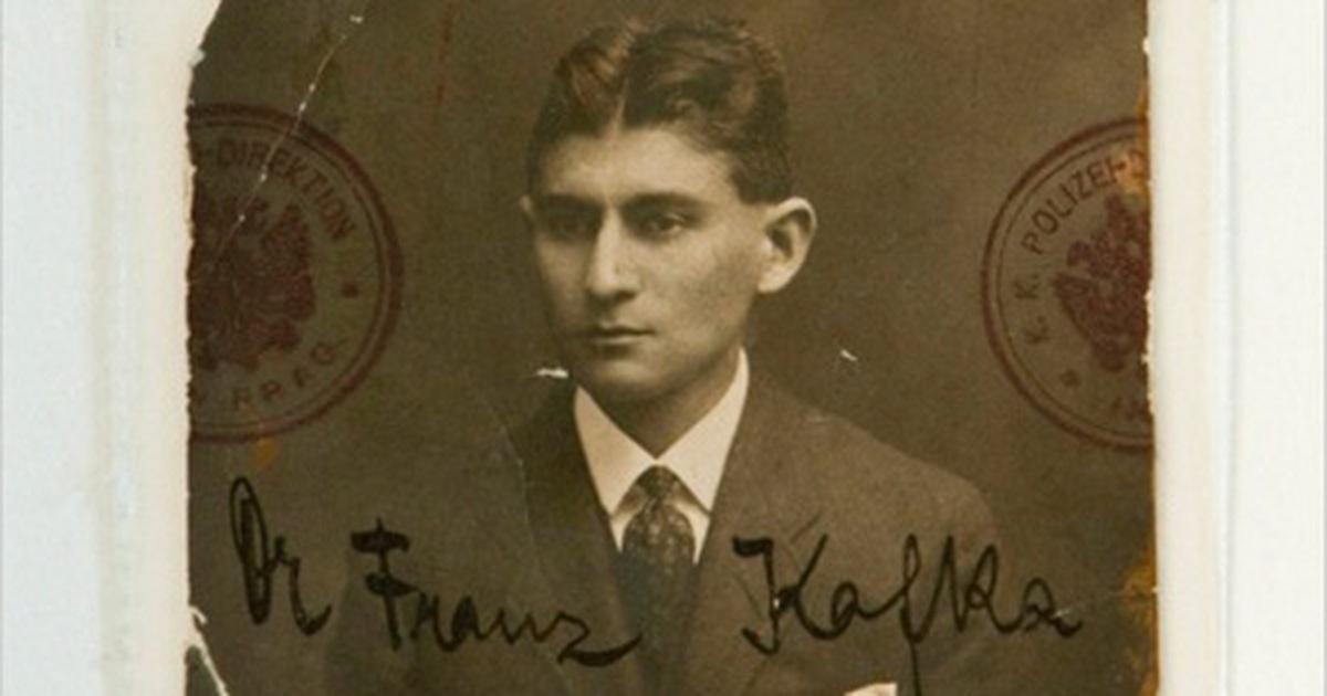Детална биографија на Франц Кафка, мајсторот за создавање апсурдност