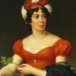 Мадам де Стал - феминистка, доволно храбра да му пркоси на Наполеон