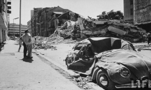 57 години сеќавање на катастрофалниот земјотрес во Скопје