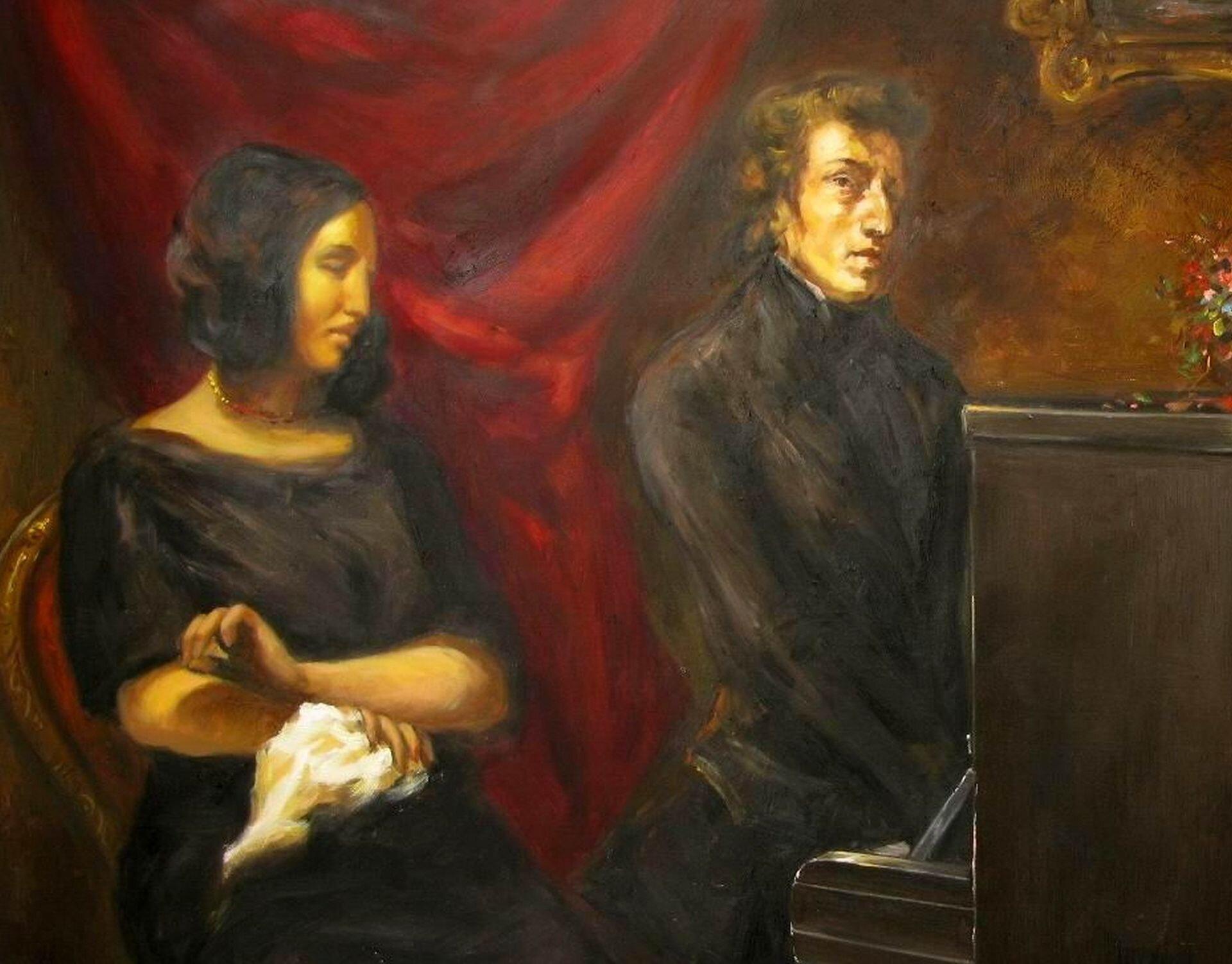 """Жорж Санд – истакната француска новелистка: """"Постои само една среќа во животот – да се сака, и да се биде сакан"""""""