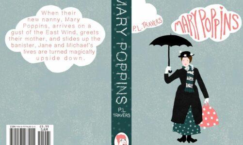 Предлог детска книга – Мери Попинс од  П. Л. Траверс