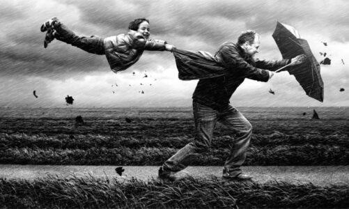 Кога ветрето се налути – Горјан Петревски