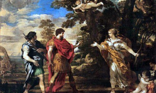 Митот за Енеја – основачот на Рим