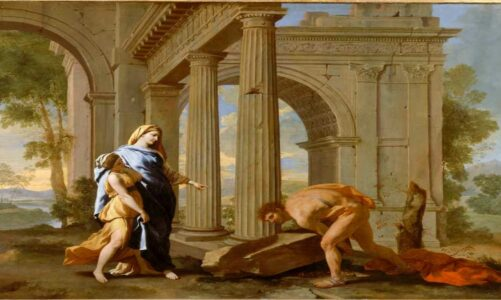 Митот за кралот Егеј