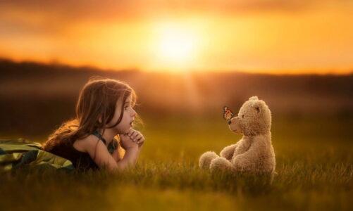 Детството е златно време – Стојан Тарапуза