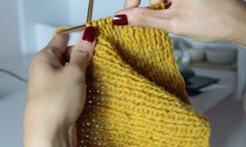 Кои се придобивките од плетењето според невролозите?