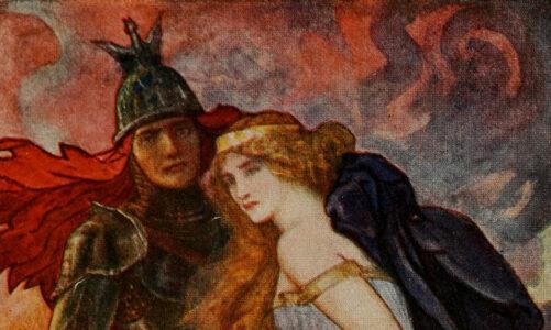 Легендата за Гвиневир и Сер Ланселот