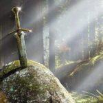 Легендата за мечот во каменот на крал Артур