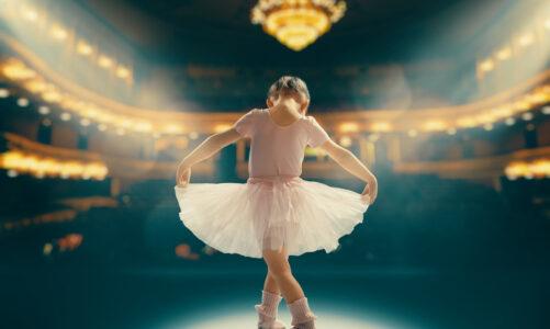 Марина сака да биде Балерина