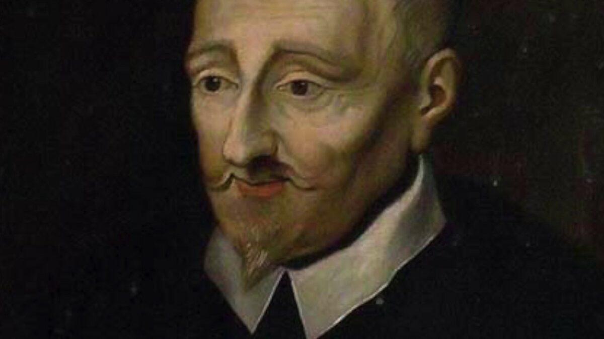 Пјер де Ронсар - принцот на француските поети во 16 век