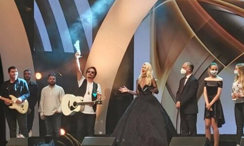 """""""Сакам да живеам"""" од Нокаут е победничката песна на 35-тото издание на Макфест 2020"""
