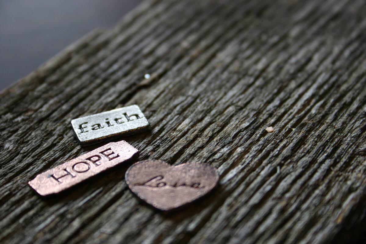 Вер(б)а во себе, љубов за сè и вечна надеж во срцето