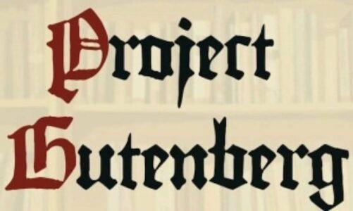 """Запознајте се со проектот """"Гутенберг"""" и неговото значење што го има денес"""