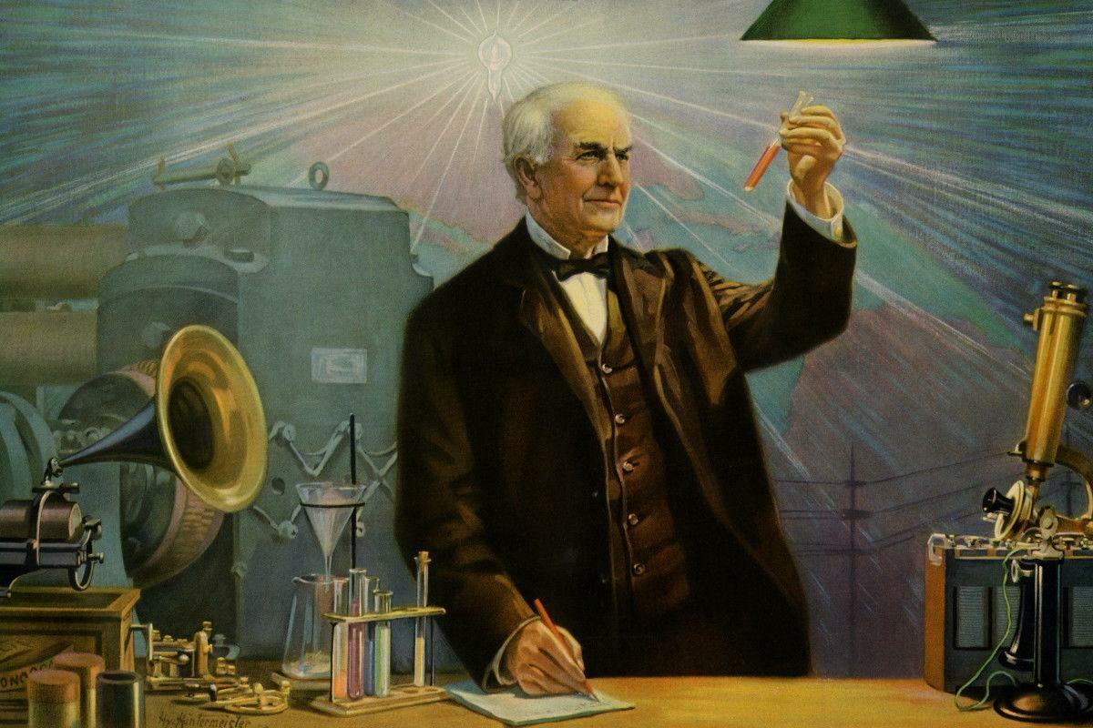 Цитати од Томас Едисон кој починал на денешен ден