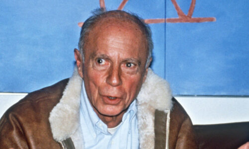 Клод Симон, француски белетрист и нобеловец кој учествувал во Втората светска војна