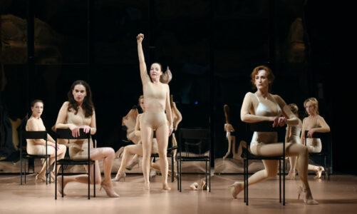 """""""Мојот маж"""" според расказите на Румена Бужаровска на театарска сцена во Словенија"""