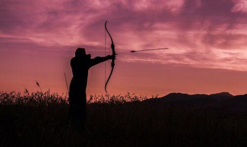Поучна приказна за најдобриот стрелец на елени