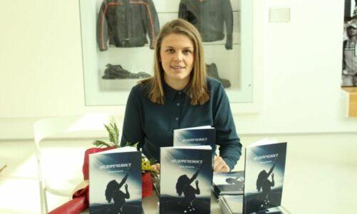 Разговор со Ирена Блажеска, авторка која пишува откако знае за себе