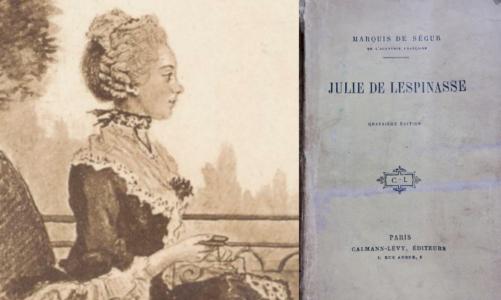 Жили де Лепинас – Луѓето живеат само од суета и амбиција, а јас само за да сакам