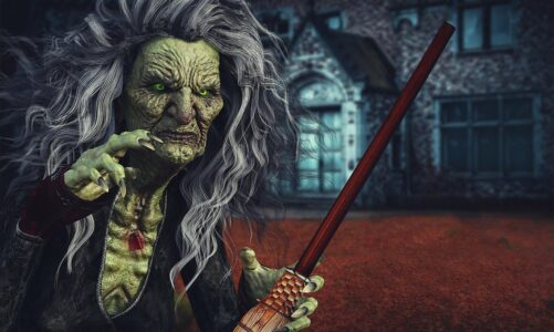 Баба Рога – Мистична вештерка застапена во фолклорот кај словенските народи