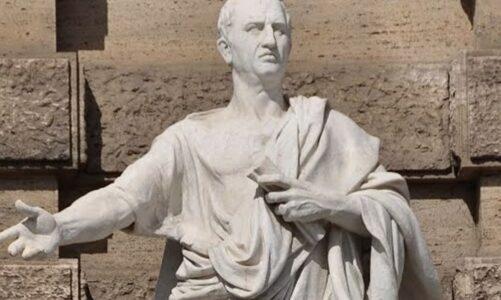 """Цицерон, најголемиот говорник на сите времиња: """"Безбедноста на луѓето е највисокиот закон"""""""