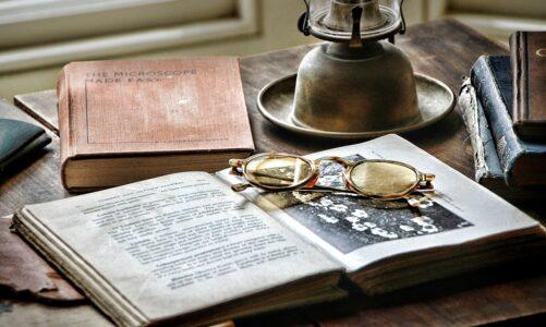 Историја на читањето: Како настанале книгите?