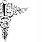 Кадуцеј и стапот на Асклепиј - двата митски симболи на медицината