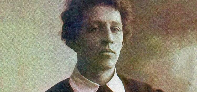 Александар Блок, истакнат претставник на рускиот симболизам чие творештво било распнато помеѓу две епохи