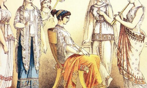 Легендата за Тесалоника, полусестрата на Александар Македонски
