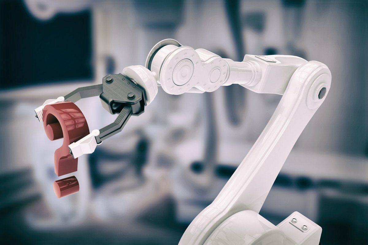 Робот - Виктор Кадинец