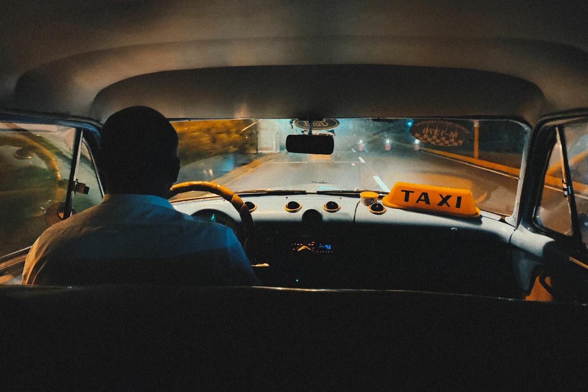 Во такси (не) среќа - Маид Чорбиќ