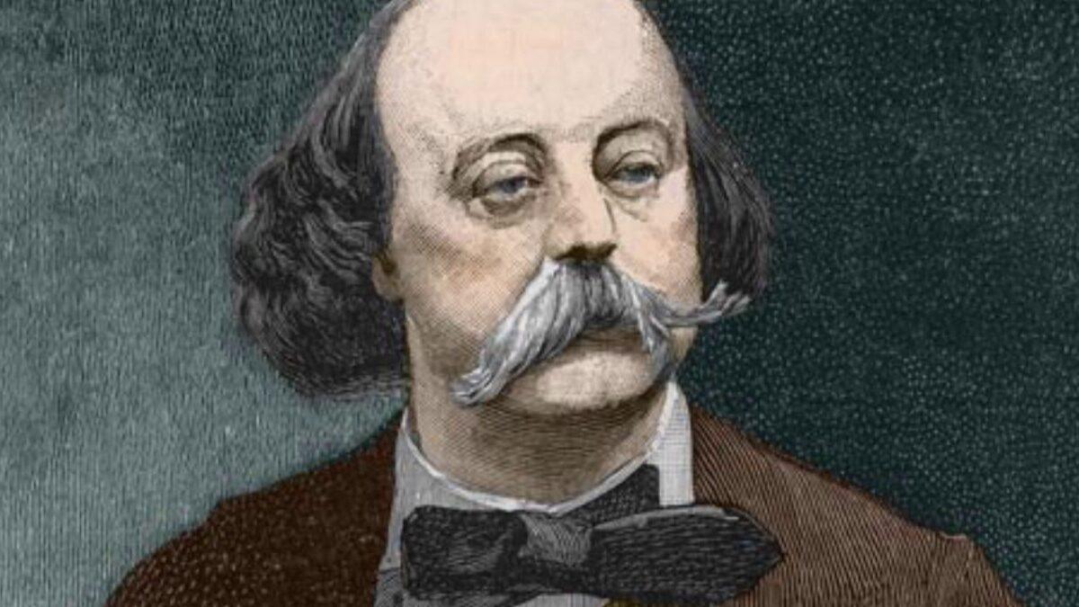 Гистав Флобер - највлијателен писател од 19 век (писател над писателите)