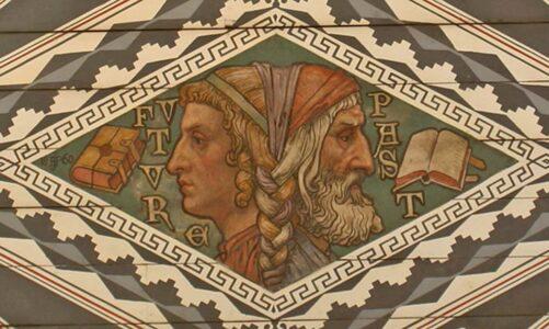 Дволикиот бог Јанус и месецот јануари