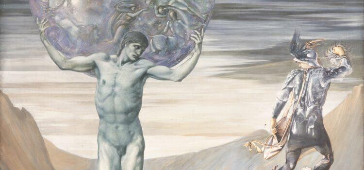 Атлас во грчката митологија