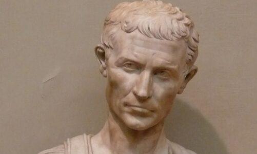 Таинствените знаменија за смртта на Цезар