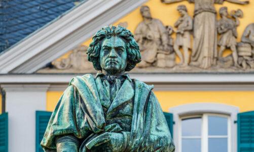 Интересни факти за животот и ликот на Лудвиг ван Бетовен