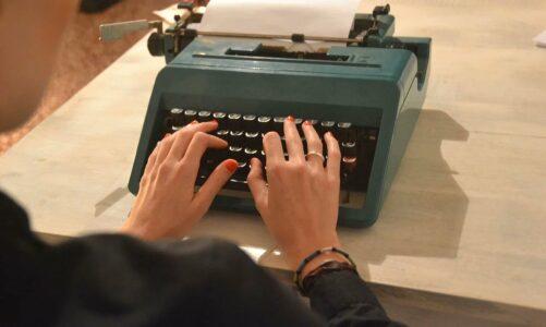 Како настанале машините за пишување?
