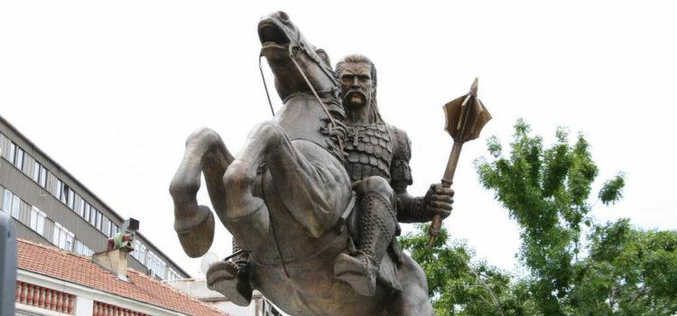 Крали Марко и Црна Арапина