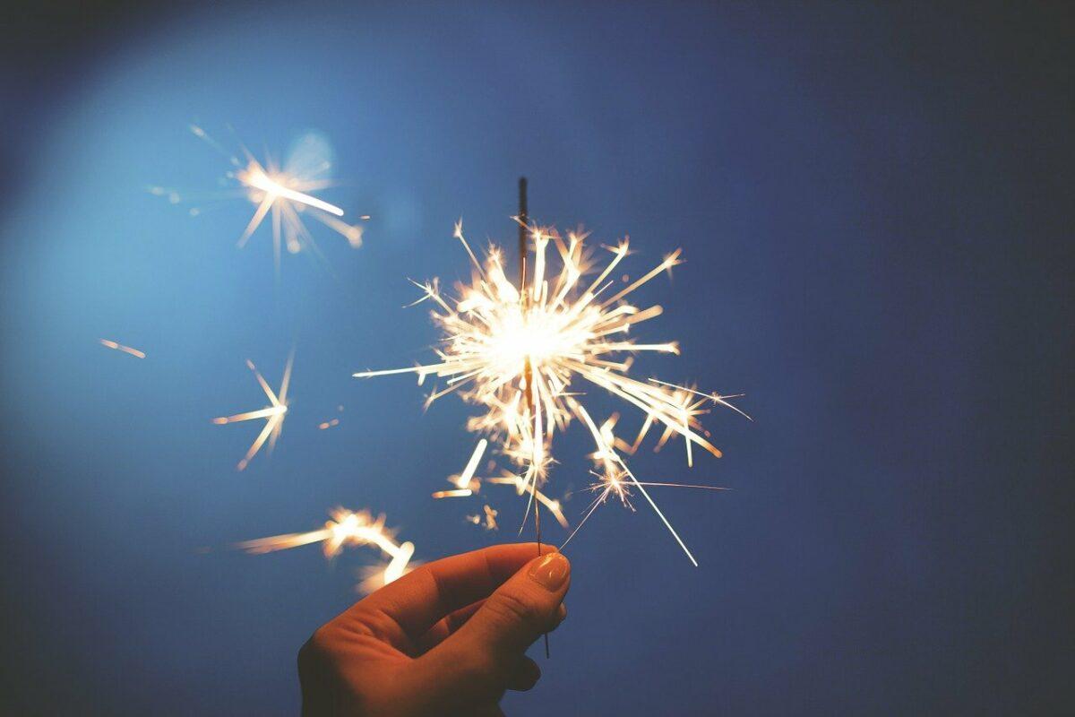 Неколку секудни меѓу старата и новата година