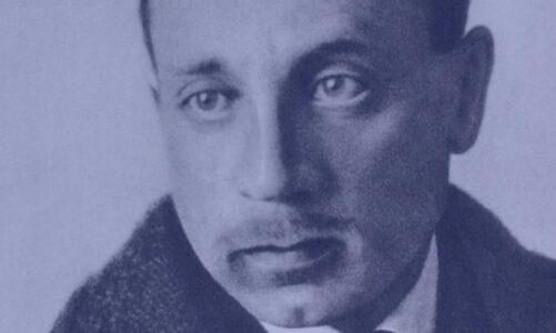 Рајнер Марија Рилке, еден од најголемите германски лиричари